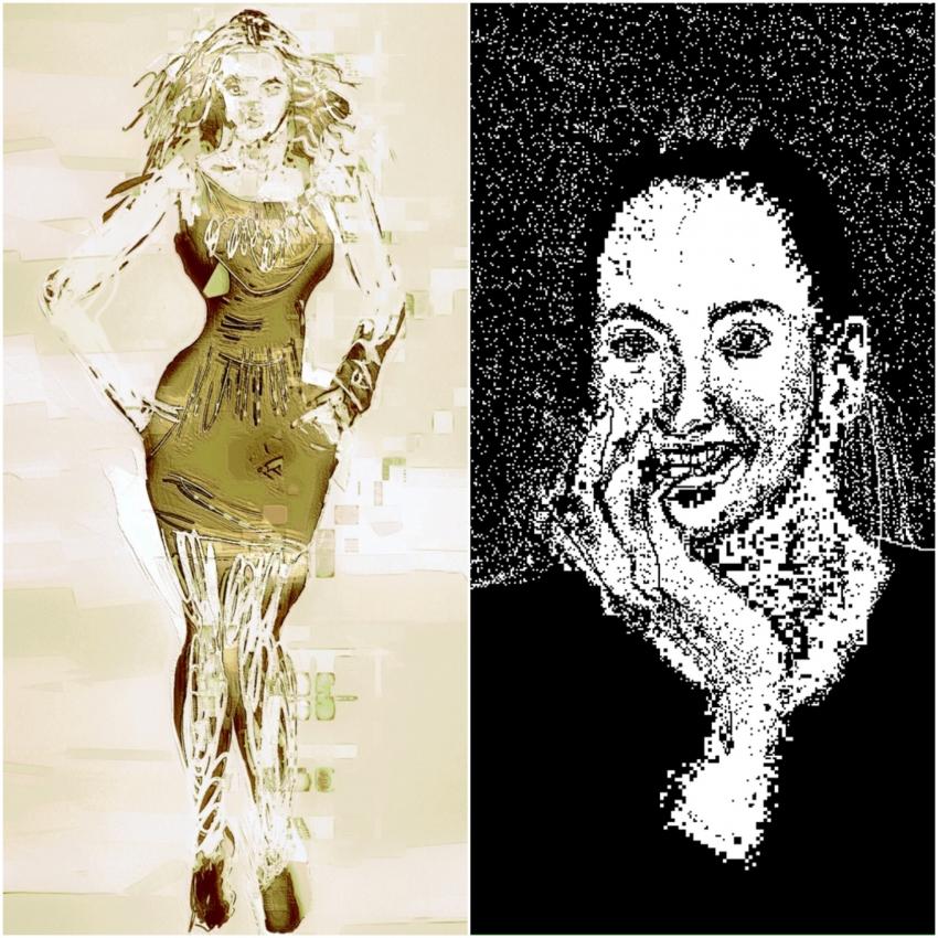 Beyonce by Zilmari